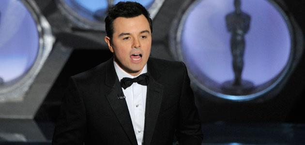 Seth MacFarlane criticised over Jewish 'stereotype' jokes at Oscars
