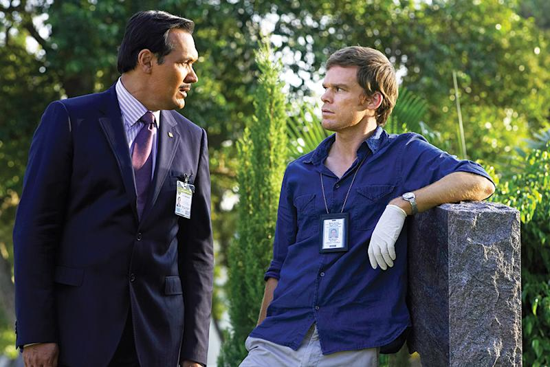 Showtime Wouldn't Let 'Dexter' Writers Kill Dexter