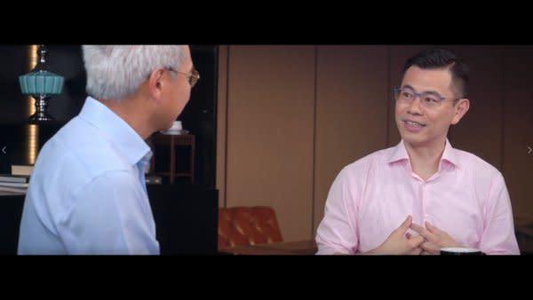 愛點擊互動亞洲集團共同創始人兼首席執行官薛永康參與拍攝滙豐「大灣區+」科技信貸基金宣傳短片,分享新經濟創科企業在粵港澳大灣區的發展機遇。