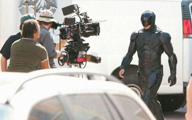 First images of new Robocop