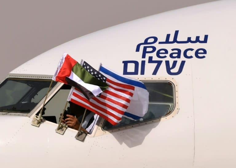 Saudi Arabia opens airspace for UAE-Israel flights