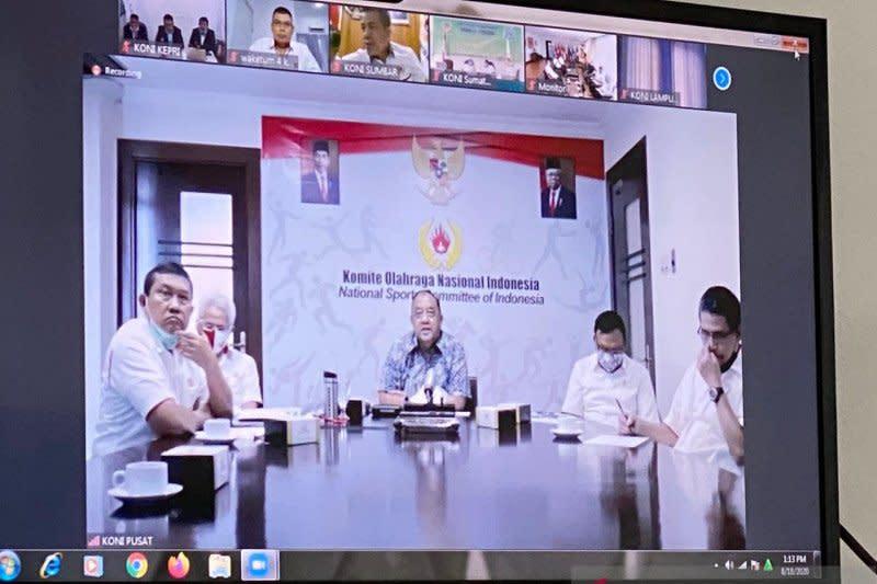 Resmi jadi anggota KONI, PP PBFI siap berprestasi di SEA Games 2021