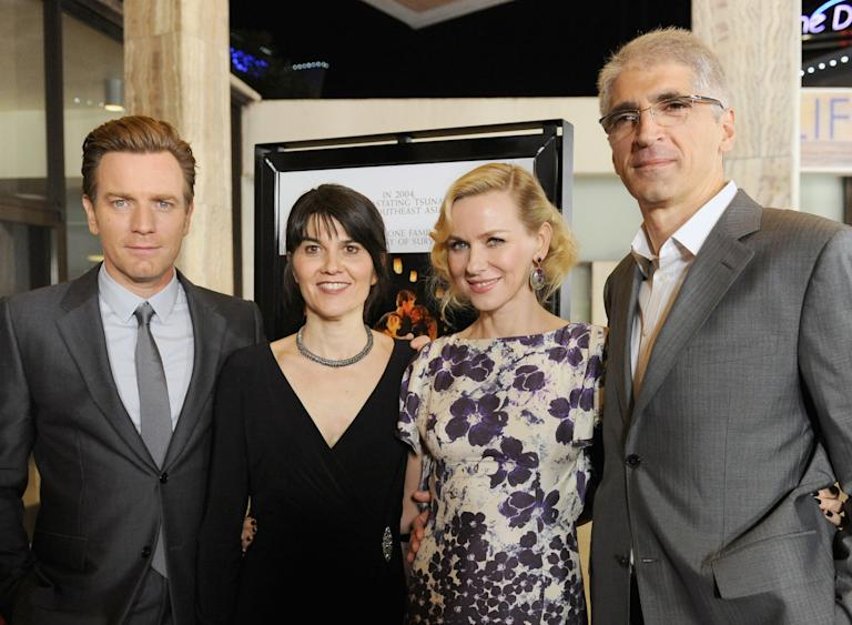 """Premiere Of Summit Entertainment's """"The Impossible"""" - Red Carpet"""