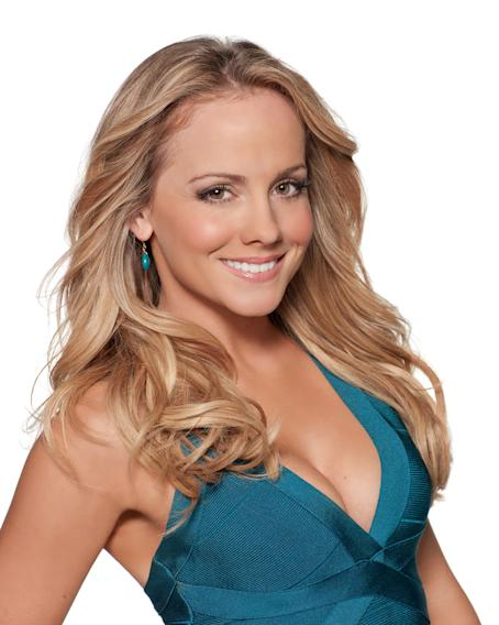 "Kelly Stables stars as Eden in ""The Exes."""