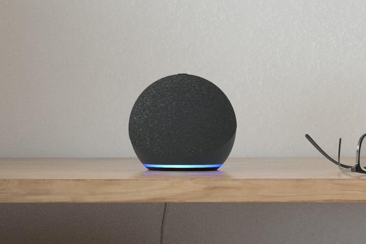 Echo Dot 4th Gen Charcoal