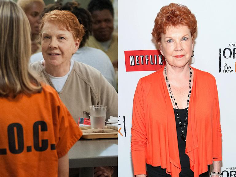 """Orange is the New Black"": Beth Fowler"