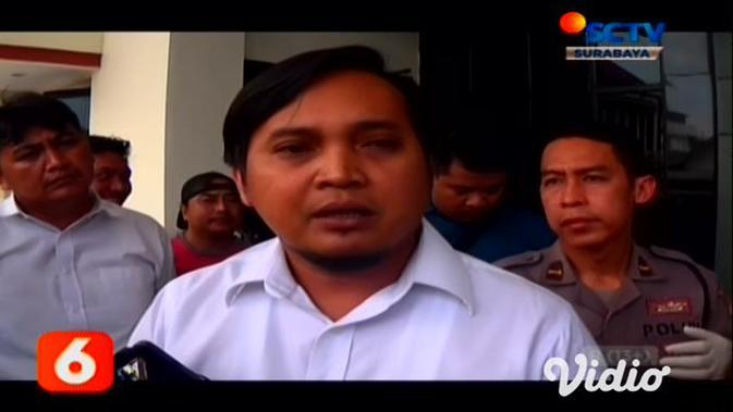 VIDEO: Polrestabes Surabaya Tangkap Penyelundup Sabu-Sabu dari Malaysia