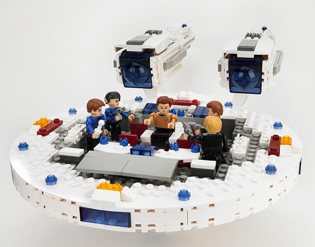Kre-o Star Trek Enterprise Bridge