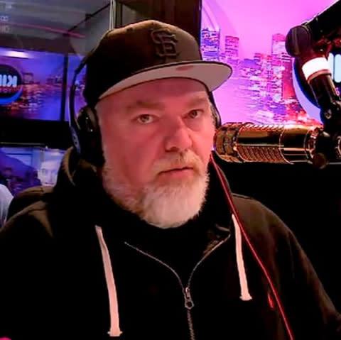 Kyle Sandilands Kiss FM