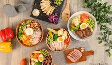一個廚房型態的健身餐廳 -食健煮義