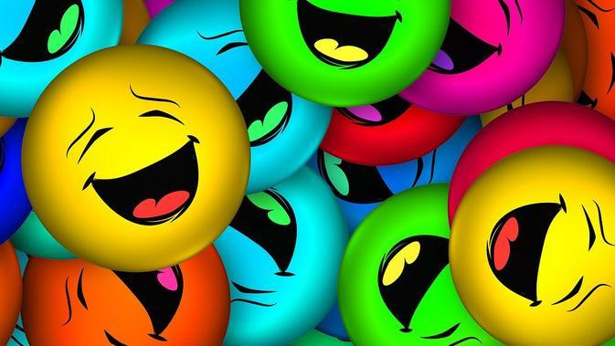 Ilustrasi lucu, tertawa. (Gambar oleh Gerd Altmann dari Pixabay)