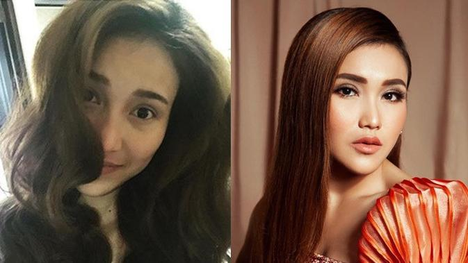 Beda Penampilan 6 Aktris Tanah Air Saat Bangun Tidur, Cantik Natural (sumber: Instagram.com/ayutingting92)