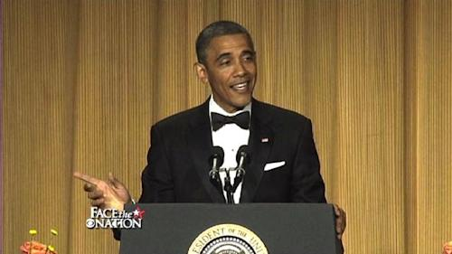 President Obama Pokes Fun at Jay-Z at 2013 White House Correspondents' Dinner