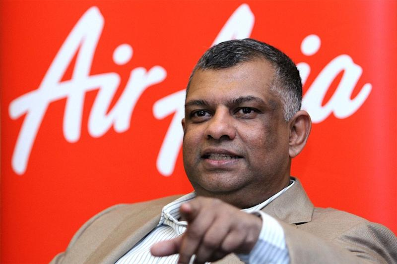 AirAsia chief executive Tan Sri Tony Fernandes said its management has worked ensure the sustainability of its business operations and determined to move forward in the new normal with renewed confidence of its stakeholders. — Picture by Yusof Mat Isa