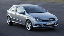 2010 Opel Astra GTC