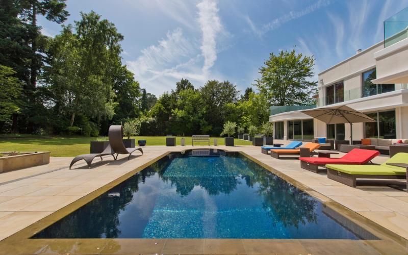 swimming pools property