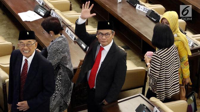 DPR Akan Panggil Mendagri Terkait Rekening Kepala Daerah di Kasino