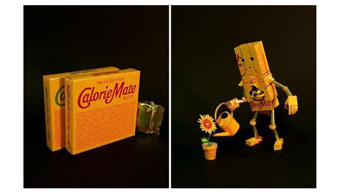 Kreasi kotak makanan (Sumber: Instagram/kharukik97)