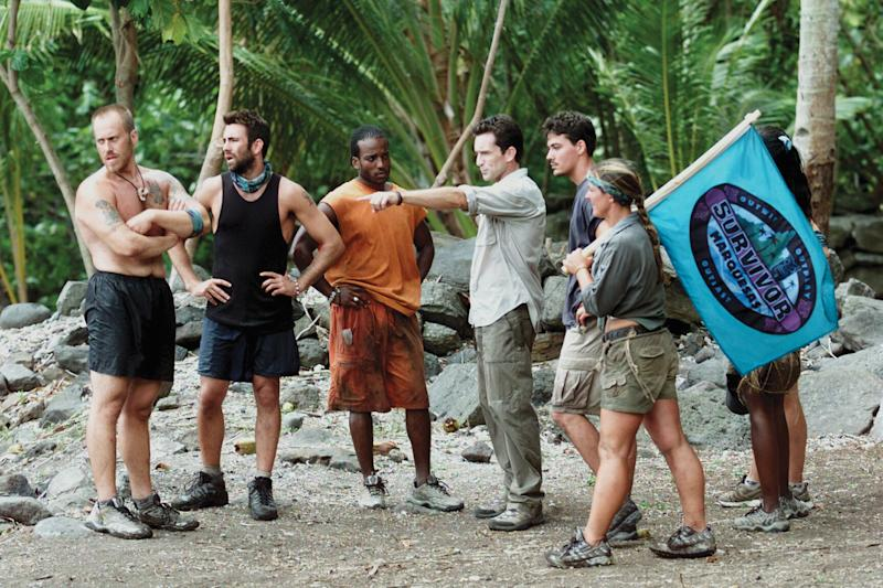 Jeff Probst: Strong 'Survivor'
