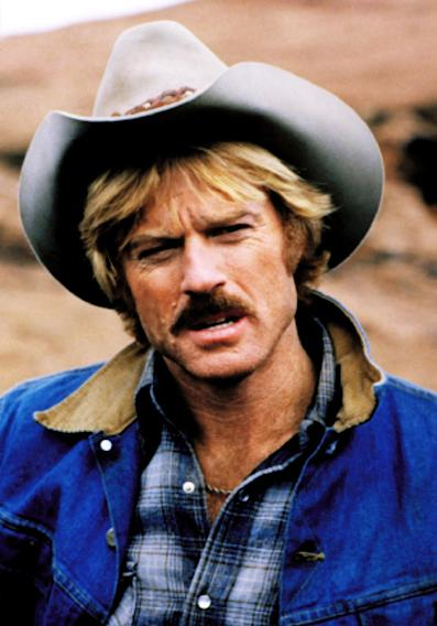 Mustache Gallery Robert Redford The Electric Horseman