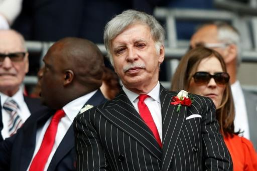 Stan Kroenke has been a part-owner of Arsenal since 2007