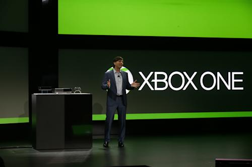 Microsoft Corp.'s Don Mattrick unveils the next-generation Xbox entertainment and gaming console system, Tuesday, May 21, 2013, at an event in Redmond, Wash.I t's been eight years since the launch of the Xbox 360. The original Xbox debuted in 2001, and its high-definition successor premiered in 2005. (AP Photo/Ted S. Warren)
