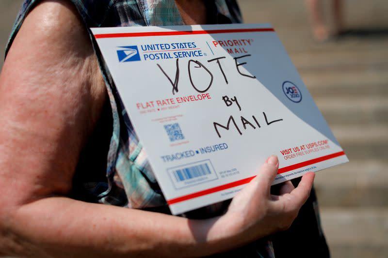 Colorado seeks to block USPS voting mailer it says is misleading