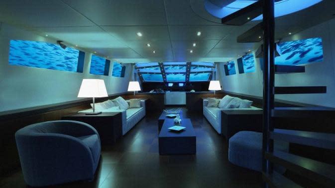 Luxury Submarine Hotel. Dok https://luxuothailand.com/