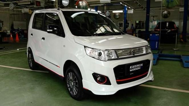 Ilustrasi Suzuki Karimun Wagon R