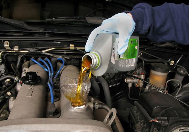 How often do you really need to change motor oil?