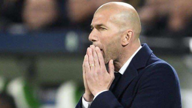 Madrid Tumbang, Runtuhnya Hegemoni Zidane di Liga Champions