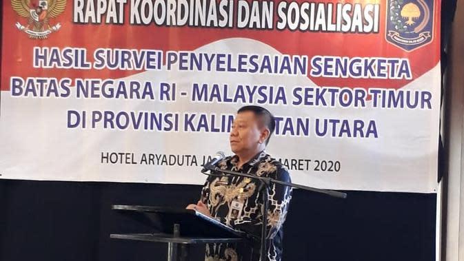 Kemendagri Gelar Rakor Terkait Sosialisasi OBP Sektor Timur