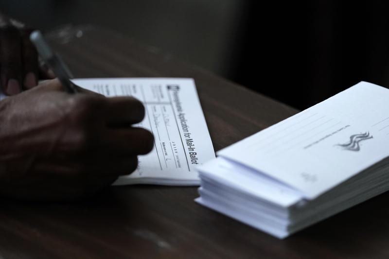 Election 2020 Lawsuits Glance