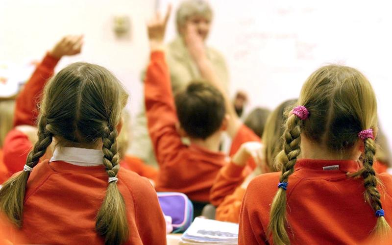 Testing at schools could be carried out in 90 minutes  - Barry Batchelor