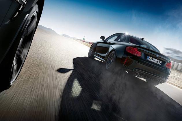 灑花!因銷售佳績BMW推出M2 Coupe Edition Black Shadow!