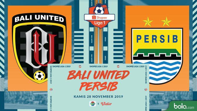 Shopee Liga 1 - Bali United Vs Persib Bandung (Bola.com/Adreanus Titus)