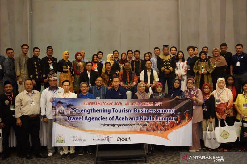 23 Travel agen Aceh temu bisnis di Kuala Lumpur