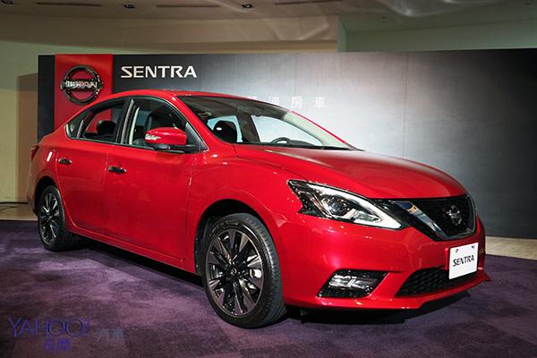三箭齊發逆襲之戰!Nissan Sentra改款新上陣!
