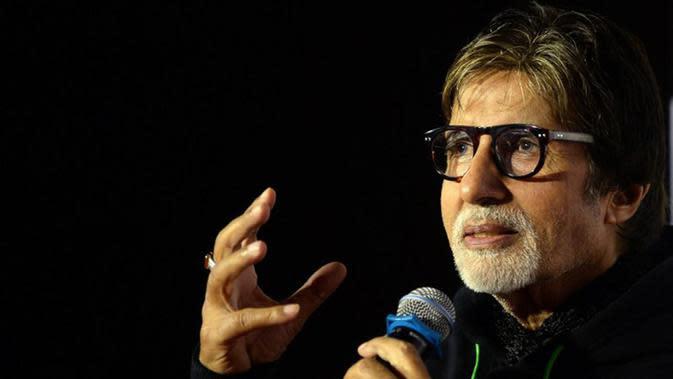 Amitabh Bachchan (AFP)