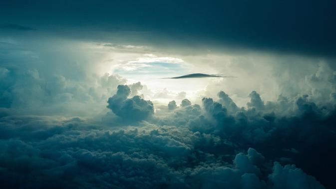 Ilustrasi awan. (Gambar oleh Free-Photos dari Pixabay )