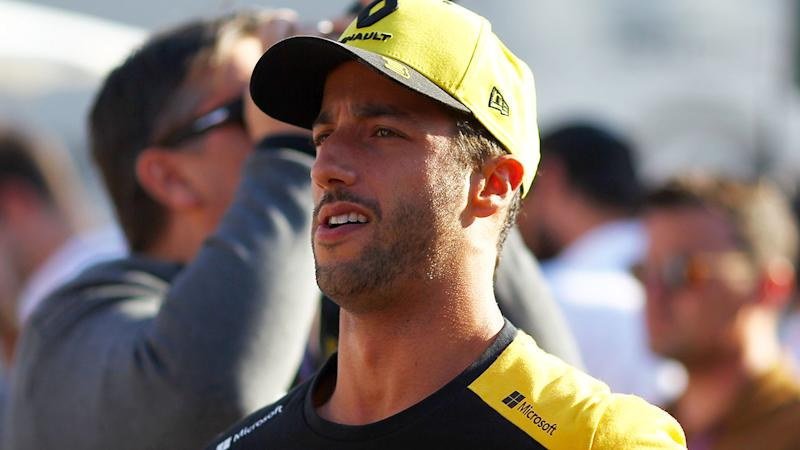 Daniel Ricciardo facing £10m court claim over Red Bull-Renault switch