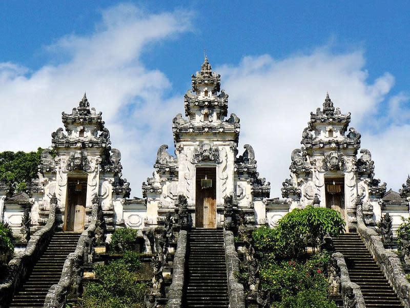 印尼峇里島Lempuyang寺廟