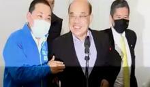 李孟居遭大陸拘捕「被道歉」 蘇揆:中國亂抓人才不願統一
