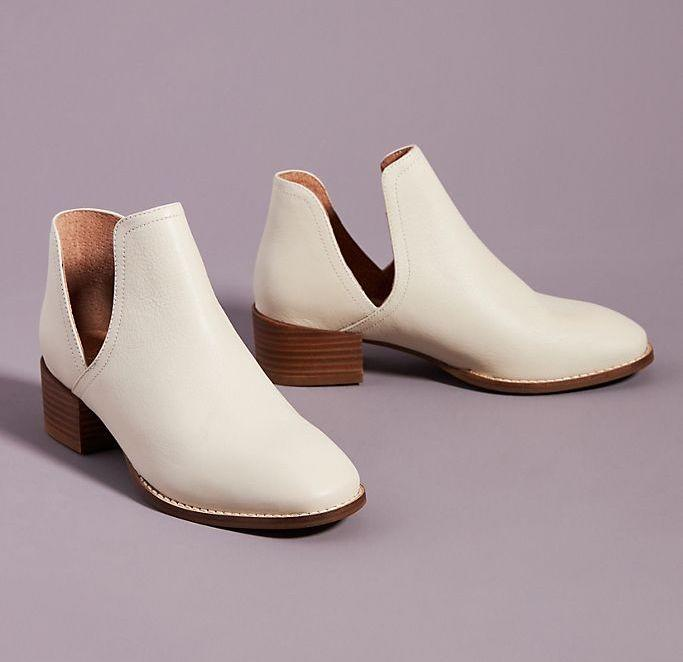Seychelles Side-Cut Ankle Boots. Image via Anthropologie.