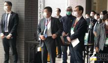 角逐台北市長話不說死 陳時中笑答:參選哪有被動的
