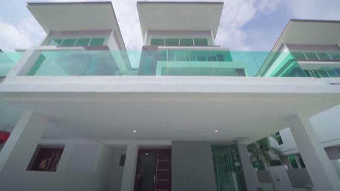Rumah Gen Halilintar (Sumber: YouTube/GEN HALILINTAR)
