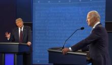 美國總統大選辯論》川普、拜登誰佔上風?CBS民調顯示:真正的輸家是...