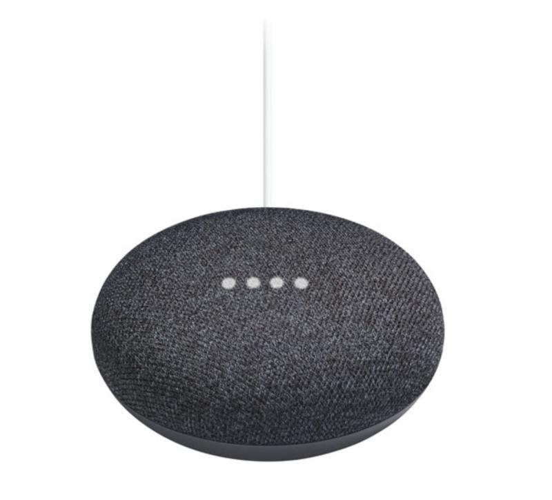 Google Home Mini. Image via Best Buy.