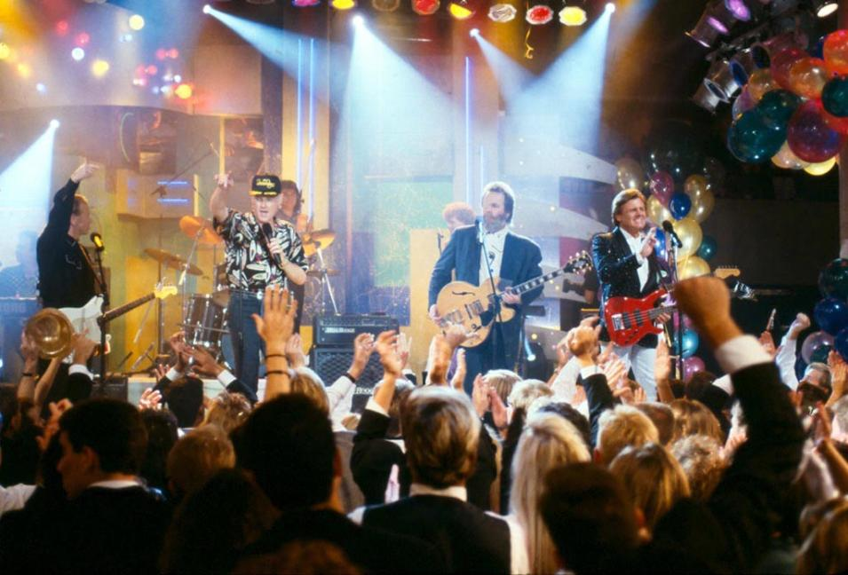 NYRE 1991 Beach Boys