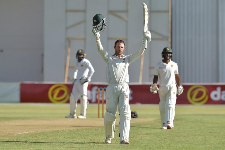 Zimbabwe captain Sean Williams made 107 against Sri Lanka on the opening day of the second Test in Harare